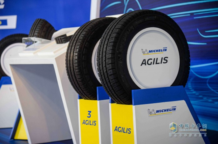 米其林AGILIS 3轮胎