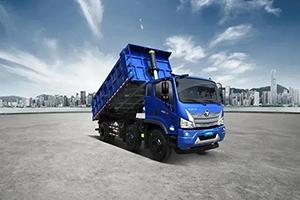 打造最优TCO-选福田瑞沃大金刚ES5自卸车 高效运营给你无限可能!