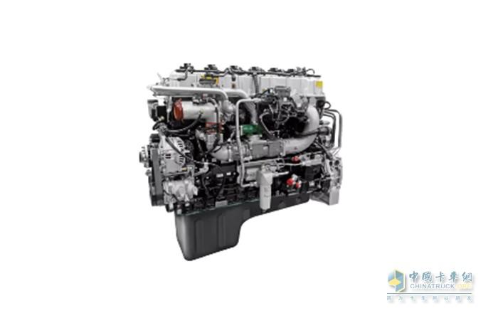 新一代YCK11N发动机