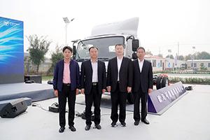 欧马可超级轻量化产品上市 开启中国城市物流高效货运新时代