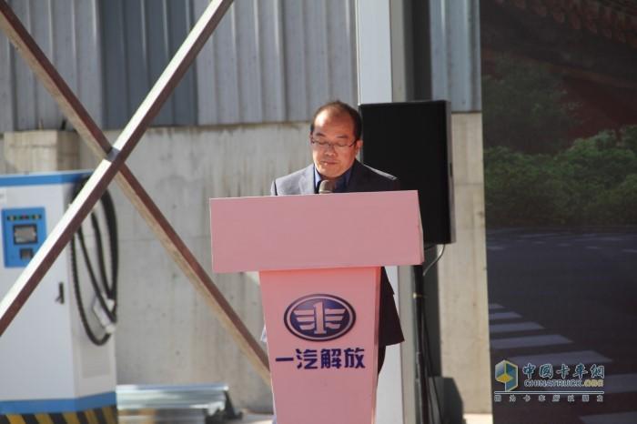 北京中栋新能源技术有限公司董事长李辉中先生