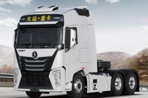 解决用户痛点 大运V9牵引车提升年轻人进入卡车司机行业的从业率