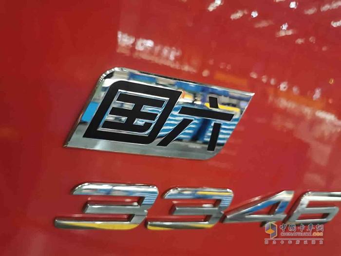 符合国六b阶段排放标准的梅赛德斯-奔驰Arocs底盘已经陆续交付客户