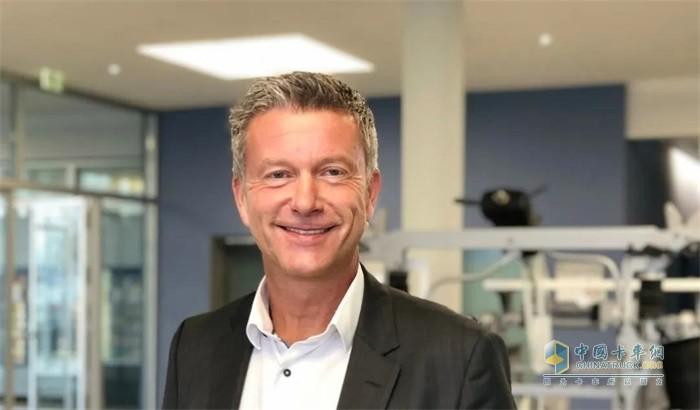 采埃孚商用车技术事业部负责人 Andreas Moser