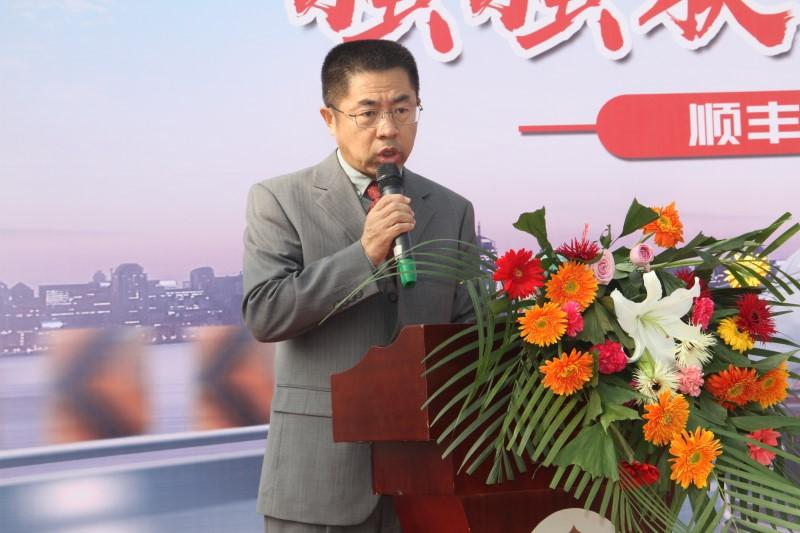 一汽解放轻卡综合部部长吴金库