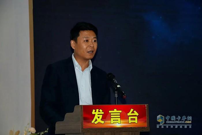 锣响集团苏皖大区经理 赵凤魁