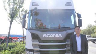 用斯堪尼亚从事商品车运输 天津金河物流为何敢这样玩?