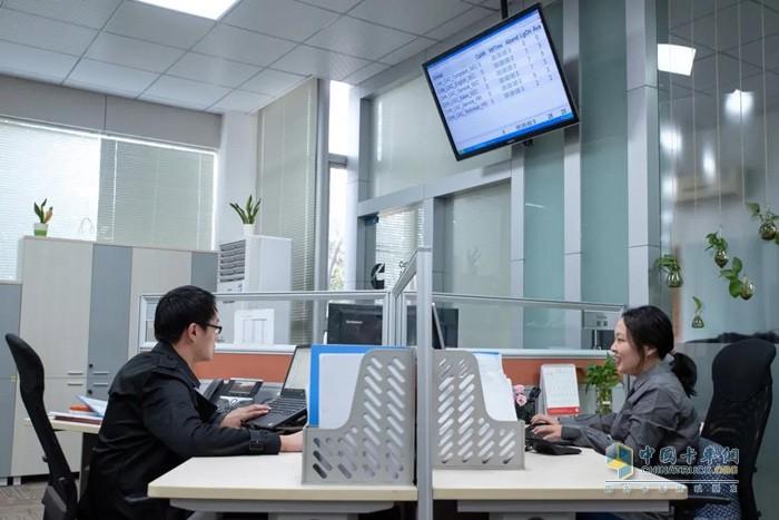 康明斯中国在线服务中心