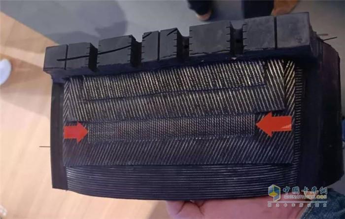 米其林无限环绕技术