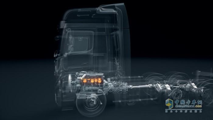 德龙X6000节油新标杆