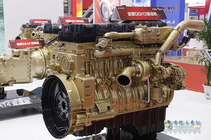 龙擎DDi13发动机