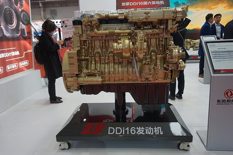 东风龙擎动力 DDi16发动机