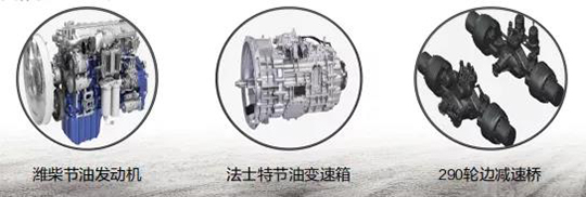 解放JH6 Pro搅拌车