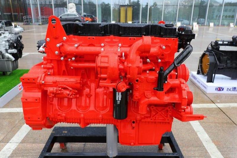 西安康明斯 X12 490马力 发动机