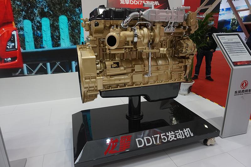 东风龙擎 DDi75 国六发动机