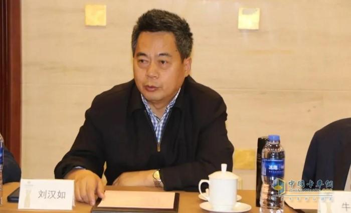 华菱星马党委书记、总经理刘汉如