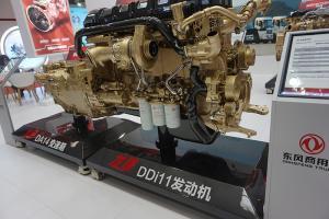 东风龙擎 DDi11 国六发动机