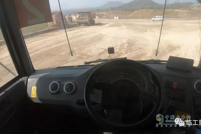 无人驾驶新型矿车