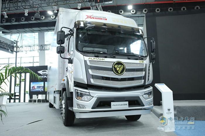 广州车展展出的欧航R pro产品