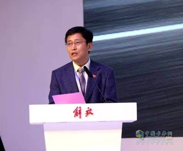 一汽解放汽车有限公司党委副书记张国华