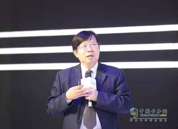 中国汽车工程学会会士、清华大学车辆与运载学院帅石金教授