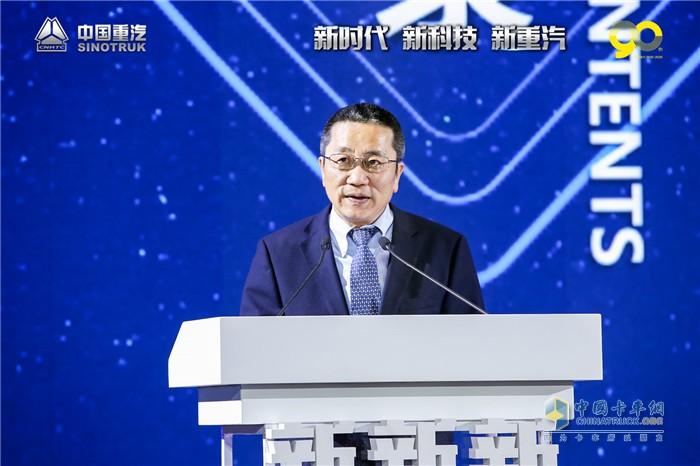 中国重汽集团总经理蔡东