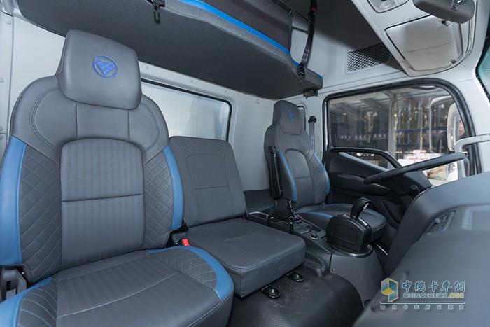 安全性和舒适性方面进行了诸多乘用车化改进