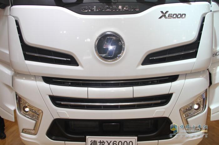 德龙X6000视觉上更加轻盈,让人眼前一亮