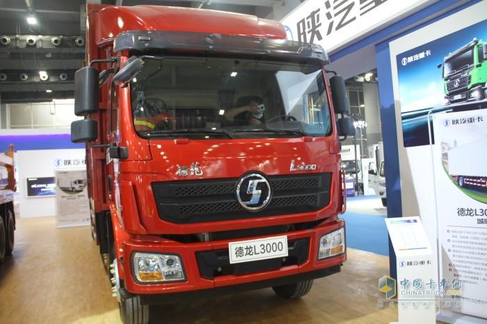 德龙L3000冷藏运输车