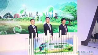 """解放动力广州车展发布超低排放技术  绿动""""芯""""未来"""