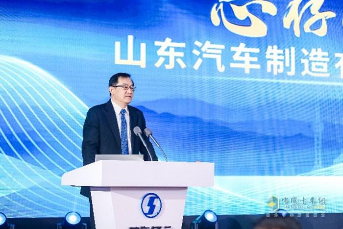 山东重工集团国际化总监徐子春