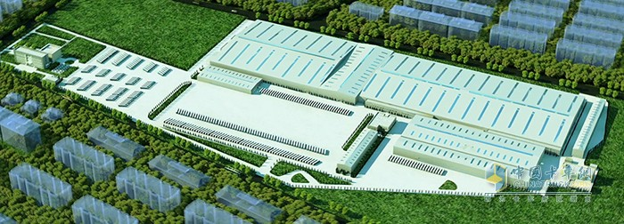新的梅赛德斯-奔驰卡车车型计划于两年后在福田戴姆勒位于北京怀柔的新卡车工厂开始生产