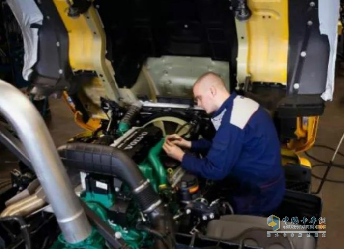 柴油发动机检查和维修