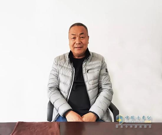 喀什市新隆集团华荣商品混凝土有限公司总经理张强