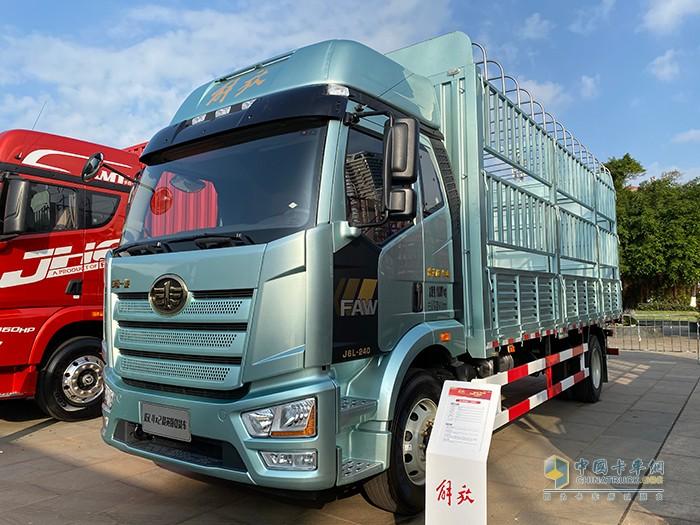 J6L精英版 4×2 载货车