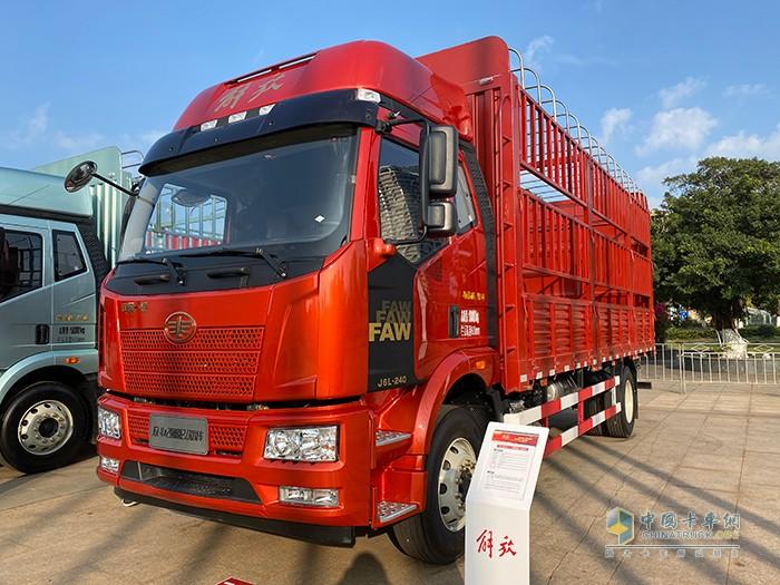 2021款J6L 4×2 领航版2.0载货车
