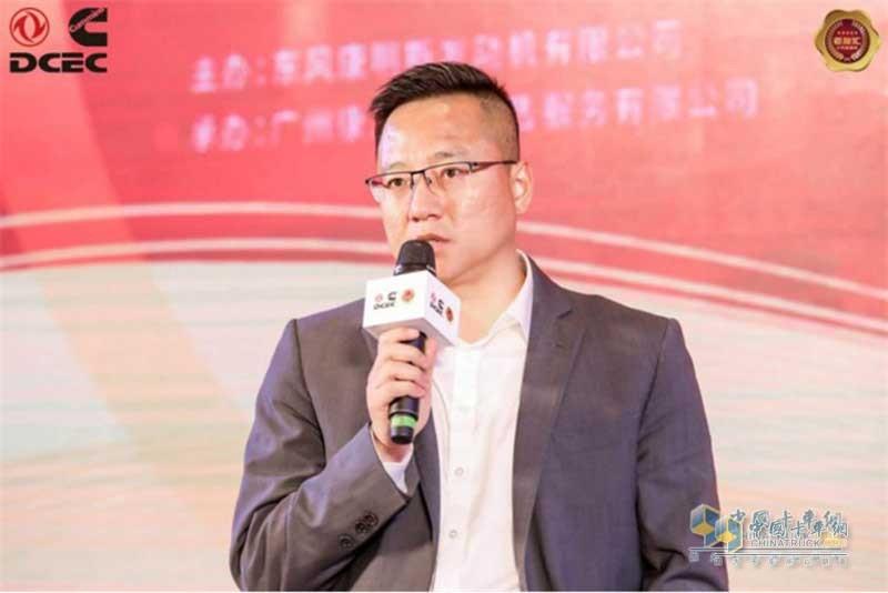 东风康明斯发动机有限公司副总经理王春光先生