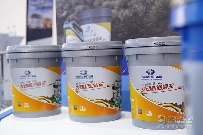 国六天然气商用车专用润滑油