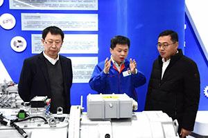 深化业务合作,福田汽车访问法士特