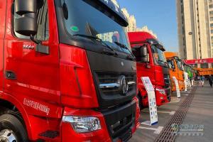 北奔重汽2021销量目标16000台  企业准备这么干