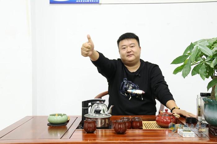 安徽蜀鑫运输有限公司总经理吴金德