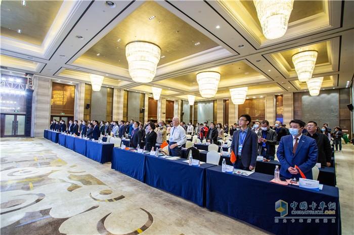 2020中国商用车大会活动现场