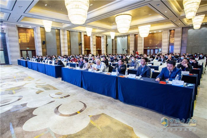 2020中国商用车大会现场