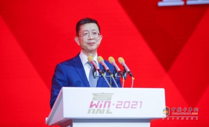 东风汽车股份党委书记郭涛