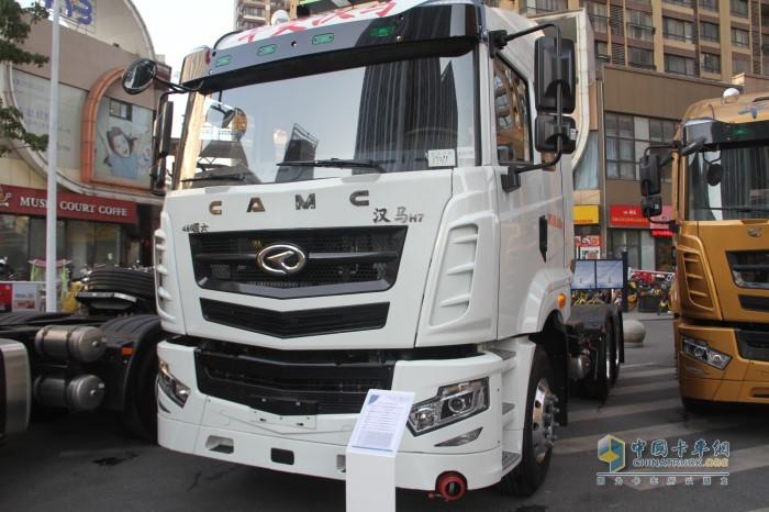 汉马H7天然气牵引车