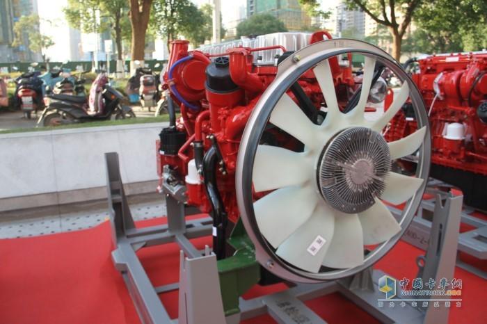 HM09发动机
