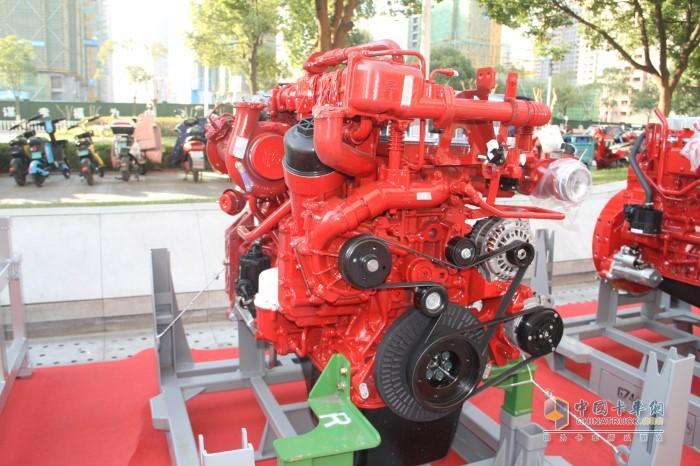 HM07发动机