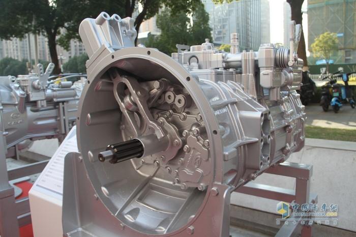 汉马变速箱T6系列