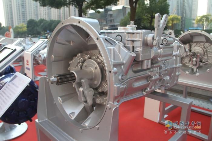 汉马T3铝合金系列变速箱
