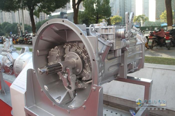 汉马T9系列变速箱